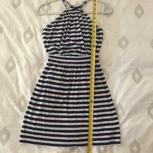 Tart Dresses - Tart red, white, blue mini dress